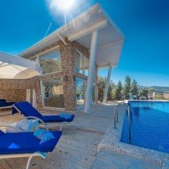 Likya Pavilion Hotel Турция, Калкан - отзывы, цены и фото номеров - забронировать отель Likya Pavilion Hotel онлайн бассейн фото 2