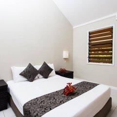 Отель Plantation Island Resort Фиджи, Остров Малоло-Лайлай - отзывы, цены и фото номеров - забронировать отель Plantation Island Resort онлайн комната для гостей фото 2