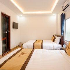 Отель Silver Moon Villa Hoi An - Guest House Вьетнам, Хойан - отзывы, цены и фото номеров - забронировать отель Silver Moon Villa Hoi An - Guest House онлайн комната для гостей фото 5