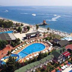 Отель PGS Rose Residence Beach - All Inclusive бассейн фото 3
