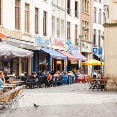 Отель City Center Apartments Brasseurs Бельгия, Брюссель - отзывы, цены и фото номеров - забронировать отель City Center Apartments Brasseurs онлайн фото 3