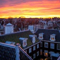 Отель The Dylan Amsterdam Нидерланды, Амстердам - отзывы, цены и фото номеров - забронировать отель The Dylan Amsterdam онлайн балкон
