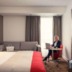 Отель Mercure Paris Boulogne Булонь-Бийанкур комната для гостей фото 3