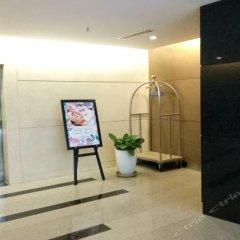 Апартаменты Bluesky Serviced Apartment Airport Plaza интерьер отеля фото 3