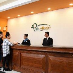 Отель Park Village by KGH Group Непал, Катманду - отзывы, цены и фото номеров - забронировать отель Park Village by KGH Group онлайн интерьер отеля фото 3
