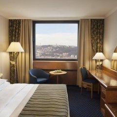 Panorama Hotel Prague Прага комната для гостей