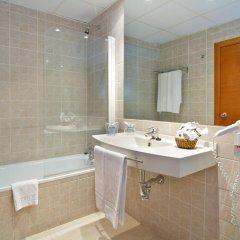 Hotel Puente Real ванная