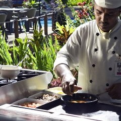 Отель Mercure Nadi Фиджи, Вити-Леву - отзывы, цены и фото номеров - забронировать отель Mercure Nadi онлайн фото 6