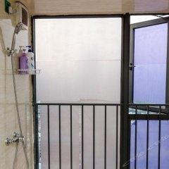Апартаменты Ruige Business Apartment (Shenzhen Xinzhou Road Kingzone) ванная фото 2