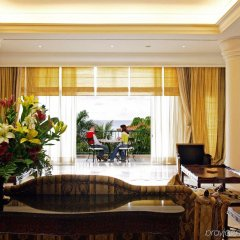 Отель Madeira Regency Palace Hotel Португалия, Фуншал - отзывы, цены и фото номеров - забронировать отель Madeira Regency Palace Hotel онлайн интерьер отеля
