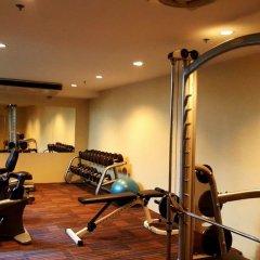 Отель Garden Cliff Resort and Spa Таиланд, Паттайя - отзывы, цены и фото номеров - забронировать отель Garden Cliff Resort and Spa онлайн фитнесс-зал фото 3