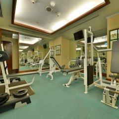 Evergreen Laurel Hotel Bangkok фитнесс-зал фото 4