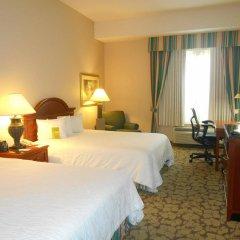Отель Hilton Garden Inn Columbus Airport комната для гостей фото 5