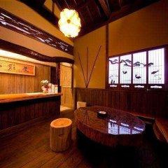 Отель Ryokan Iroha Беппу интерьер отеля
