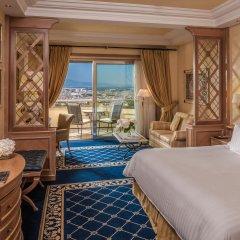 Отель Rome Cavalieri, A Waldorf Astoria Resort комната для гостей фото 3