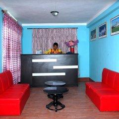 Отель Travellers Dorm Bed & Breakfast Непал, Катманду - отзывы, цены и фото номеров - забронировать отель Travellers Dorm Bed & Breakfast онлайн интерьер отеля
