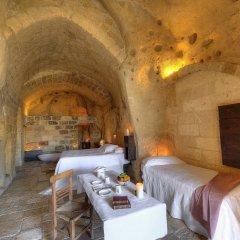 Отель Sextantio Le Grotte Della Civita Матера комната для гостей фото 3