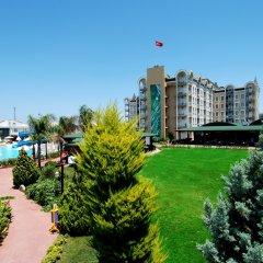 Maya World Belek Турция, Белек - 1 отзыв об отеле, цены и фото номеров - забронировать отель Maya World Belek онлайн балкон
