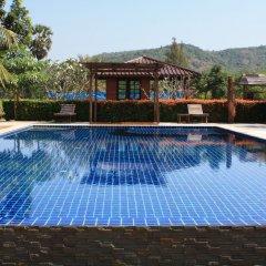 Отель Waterside Resort Таиланд, Пранбури - отзывы, цены и фото номеров - забронировать отель Waterside Resort онлайн Пранбури  бассейн фото 3