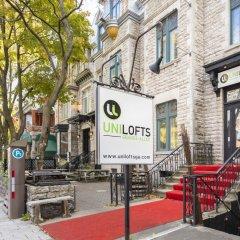 Отель Unilofts Grande-Allée Канада, Квебек - отзывы, цены и фото номеров - забронировать отель Unilofts Grande-Allée онлайн фото 18