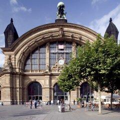 Отель Holiday Inn Express Frankfurt City Hauptbahnhof