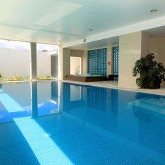 Отель Acorsonho Португалия, Капелаш - отзывы, цены и фото номеров - забронировать отель Acorsonho онлайн бассейн фото 2