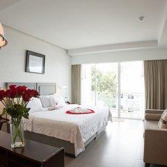 Отель Sugar Palm Grand Hillside 4* Стандартный номер разные типы кроватей фото 3