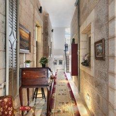 Jaffa 60 - Jonathan Hotel Chain Израиль, Иерусалим - отзывы, цены и фото номеров - забронировать отель Jaffa 60 - Jonathan Hotel Chain онлайн балкон