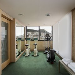 Athens Zafolia Hotel фитнесс-зал
