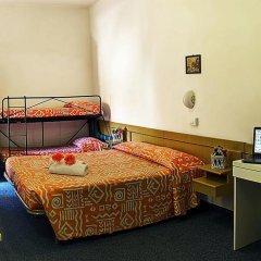Отель Villa Iris Римини комната для гостей фото 3