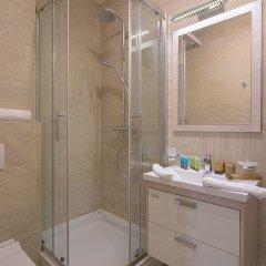 Отель Spaska Черногория, Будва - отзывы, цены и фото номеров - забронировать отель Spaska онлайн ванная фото 2
