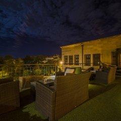 Отель Fresco Cave Suites / Cappadocia - Special Class Ургуп балкон