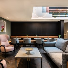 Отель Maximilian Чехия, Прага - 1 отзыв об отеле, цены и фото номеров - забронировать отель Maximilian онлайн интерьер отеля фото 2