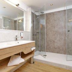 Отель Landhaus Seela Германия, Брауншвейг - отзывы, цены и фото номеров - забронировать отель Landhaus Seela онлайн ванная фото 2