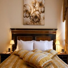 Grand Hotel Yerevan 5* Стандартный номер разные типы кроватей фото 6