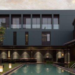 Отель Theatre Residence Таиланд, Бангкок - 1 отзыв об отеле, цены и фото номеров - забронировать отель Theatre Residence онлайн бассейн фото 2