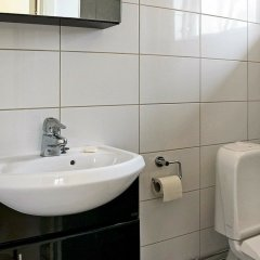 Отель 4 Person Holiday Home in Ljungskile Швеция, Юнгшиле - отзывы, цены и фото номеров - забронировать отель 4 Person Holiday Home in Ljungskile онлайн ванная