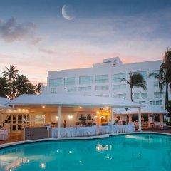 Отель Casablanca Колумбия, Сан-Андрес - отзывы, цены и фото номеров - забронировать отель Casablanca онлайн бассейн фото 3