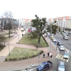 Отель Европа Калининград парковка