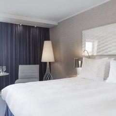 Отель Radisson Blu Scandinavia Hotel, Aarhus Дания, Орхус - отзывы, цены и фото номеров - забронировать отель Radisson Blu Scandinavia Hotel, Aarhus онлайн комната для гостей фото 4