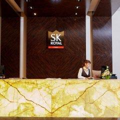 SK Royal Отель Тула сауна