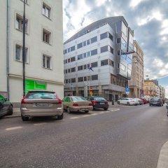 Отель Little Home - Charlie Польша, Варшава - отзывы, цены и фото номеров - забронировать отель Little Home - Charlie онлайн парковка