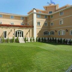 Отель Villa Michelangelo Ситта-Сант-Анджело спортивное сооружение
