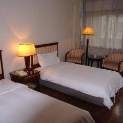 The Juyongguan Great Wall Hotel Beijing комната для гостей