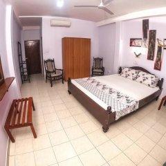 Отель Apollo Hikkaduwa Шри-Ланка, Хиккадува - отзывы, цены и фото номеров - забронировать отель Apollo Hikkaduwa онлайн комната для гостей фото 5