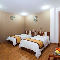Отель Hanoi Sky View Hotel Вьетнам, Ханой - отзывы, цены и фото номеров - забронировать отель Hanoi Sky View Hotel онлайн комната для гостей фото 5