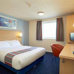 Отель Travelodge Manchester Sportcity Великобритания, Манчестер - отзывы, цены и фото номеров - забронировать отель Travelodge Manchester Sportcity онлайн комната для гостей фото 2