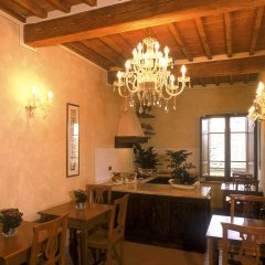 Отель B&B Palazzo Al Torrione Италия, Сан-Джиминьяно - отзывы, цены и фото номеров - забронировать отель B&B Palazzo Al Torrione онлайн питание фото 2