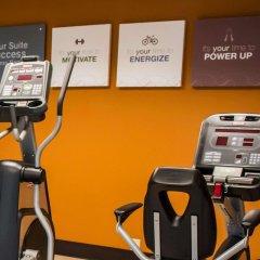 Отель Comfort Suites Lake City Лейк-Сити фитнесс-зал фото 3