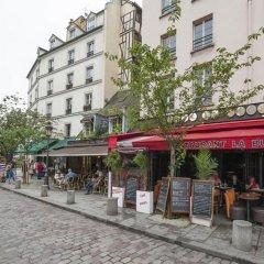 Апартаменты Studio Apartments Rue De La Harpe Париж гостиничный бар